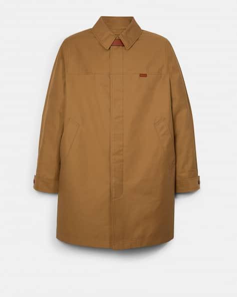 Seasonal Mac Coat