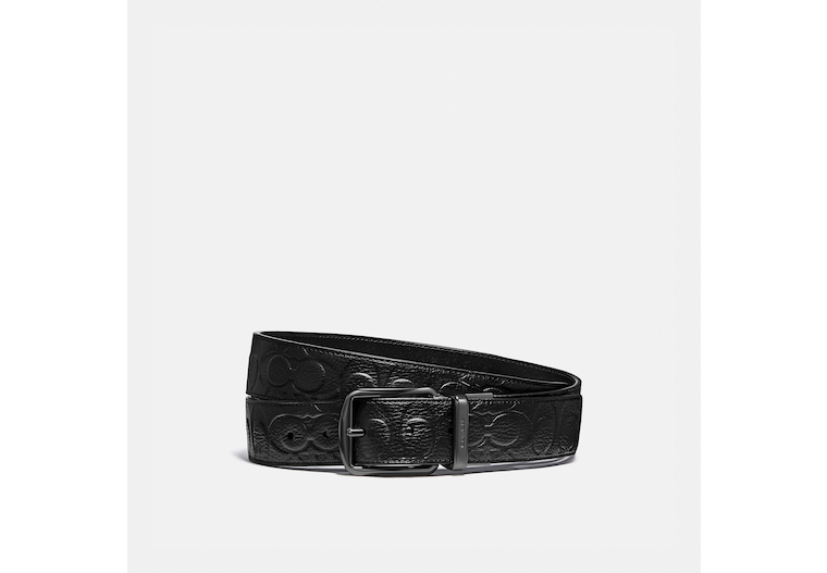 Harness Buckle Cut To Size Reversible Belt, 38 Mm image number 0