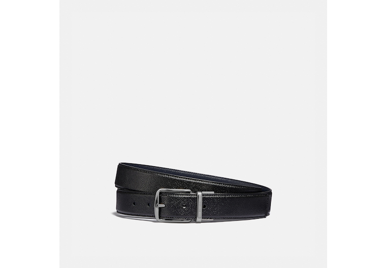 Harness Buckle Cut To Size Reversible Belt, 32 Mm image number 0