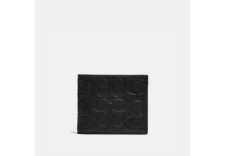 3 In 1 Wallet In Signature Leather image number 0