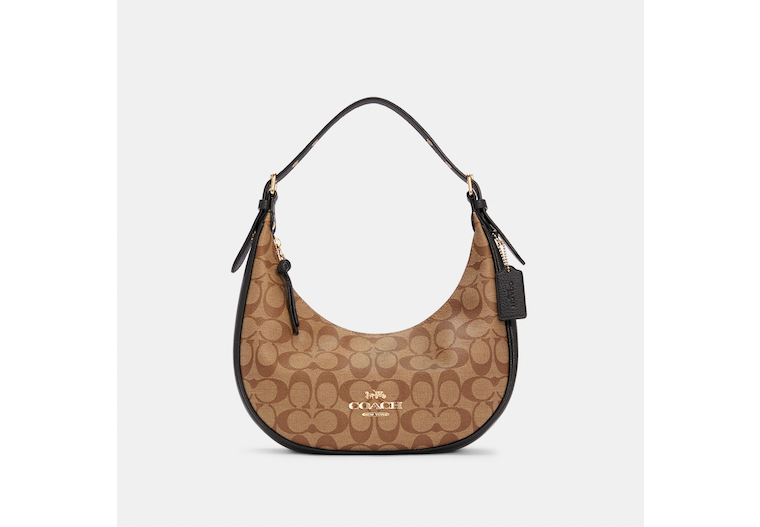 Bailey Hobo In Signature Canvas image number 0