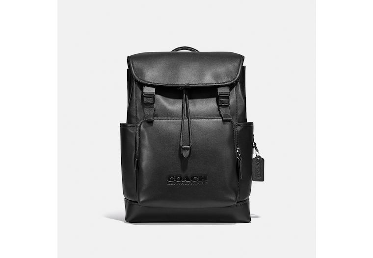 League Flap Backpack image number 0