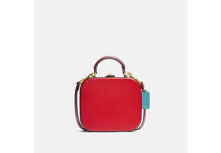 Lunar New Year Square Bag In Signature Canvas image number 0