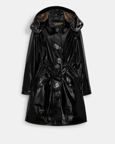 Raincoat With Signature Lining