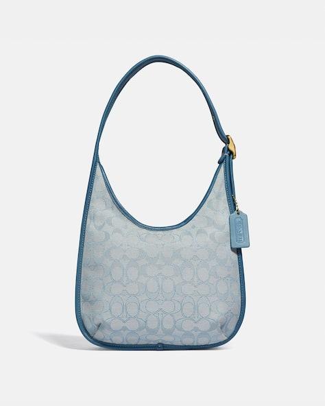 Ergo Shoulder Bag In Signature Jacquard