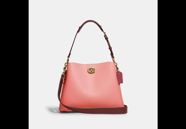 Willow Shoulder Bag In Colorblock image number 0