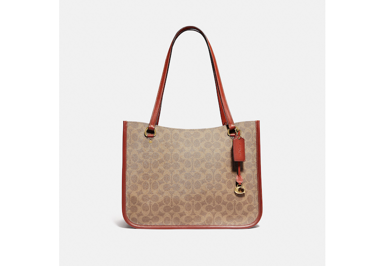 Tyler Carryall In Signature Canvas image number 0