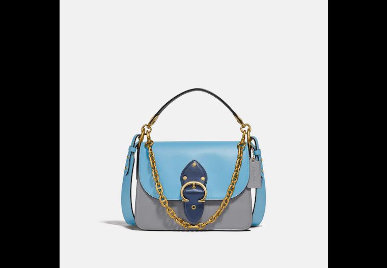 Beat Shoulder Bag In Colorblock image number 0