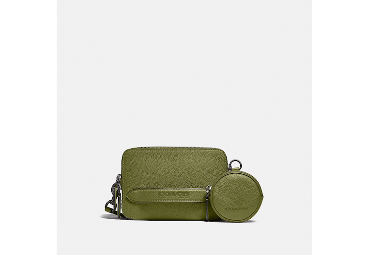 Charter Crossbody With Hybrid Pouch image number 0