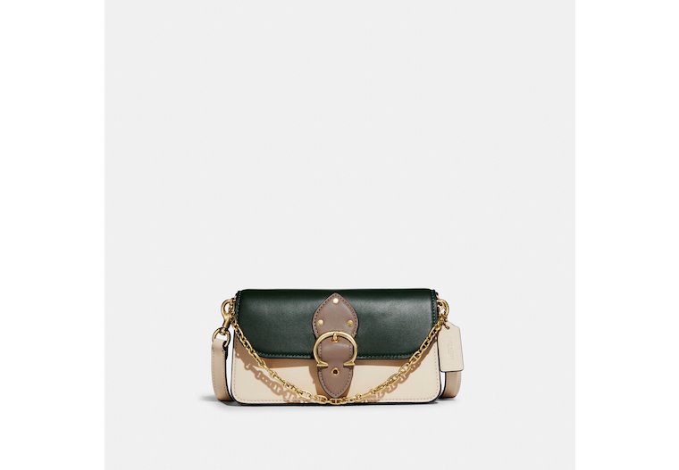 Beat Crossbody Clutch In Colorblock image number 0