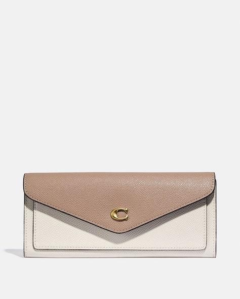 Wyn Soft Wallet In Colorblock