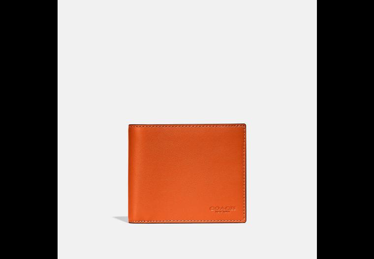 3 In 1 Wallet In Colorblock image number 0