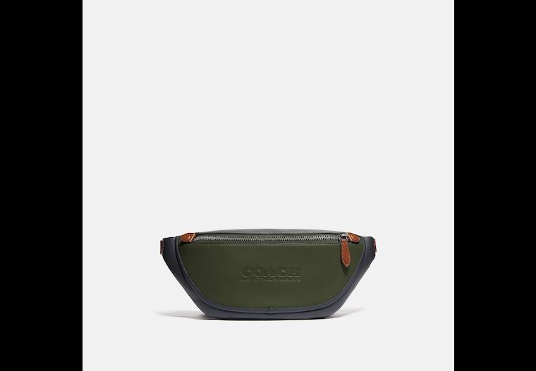 League Belt Bag In Colorblock image number 0