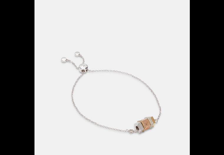 Tri Color Slider Bracelet image number 0