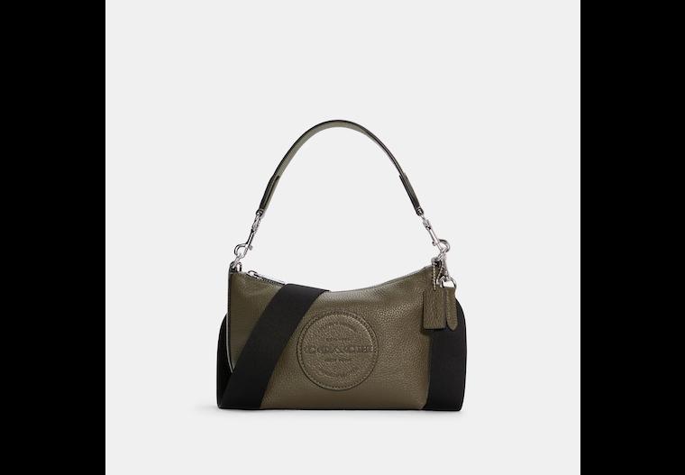 Dempsey Shoulder Bag With Patch image number 0