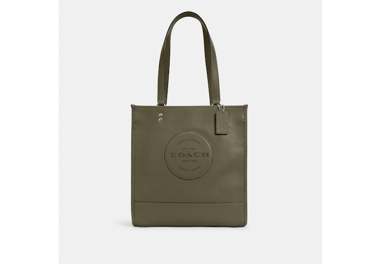 Dempsey Tote With Patch image number 0