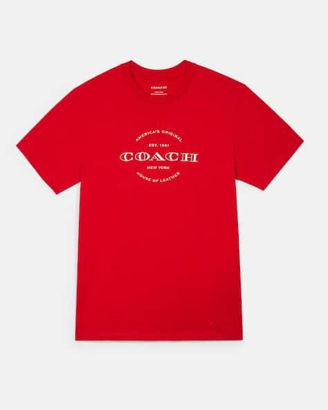 T-shirt à logo graphique Hudson