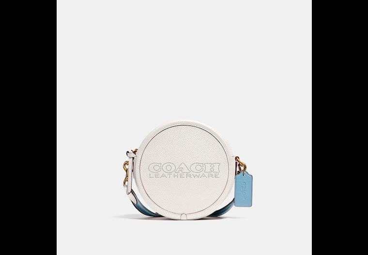 Kia Circle Bag In Colorblock image number 0