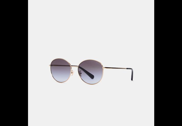 Coach: Lia Round Sunglasses $57.90 (70% off)