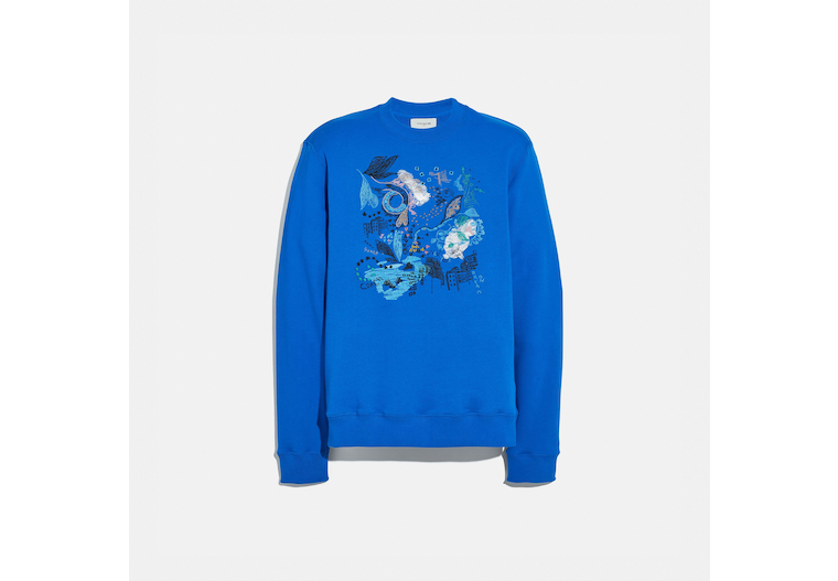A Love Letter To New York Sweatshirt image number 0