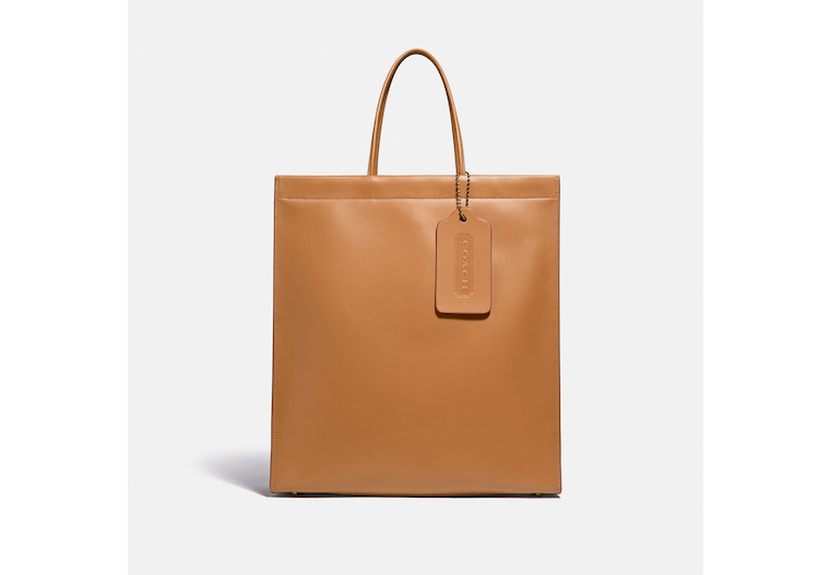 A Love Letter To New York Cashin Carry Shopper Tote 36 image number 0