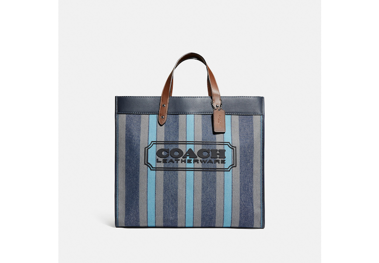 Field Tote 40 In Organic Cotton Canvas image number 0