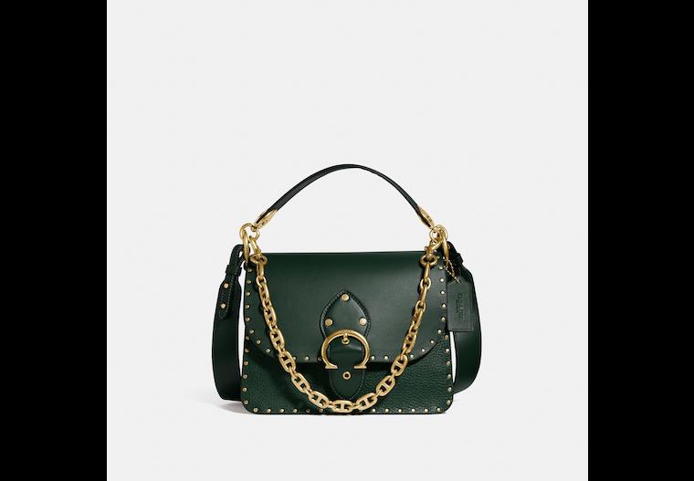 Beat Shoulder Bag With Rivets image number 0