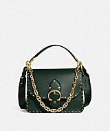 Brass/Amazon Green