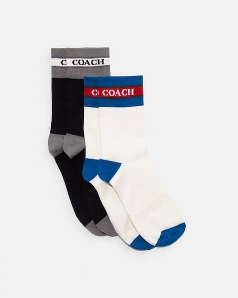 Colorblock Socks Pack