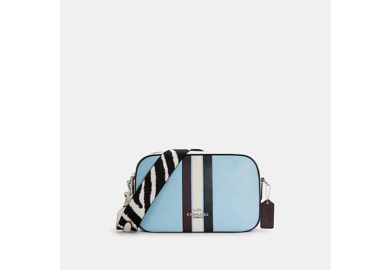 Jes Crossbody In Colorblock With Stripe image number 0