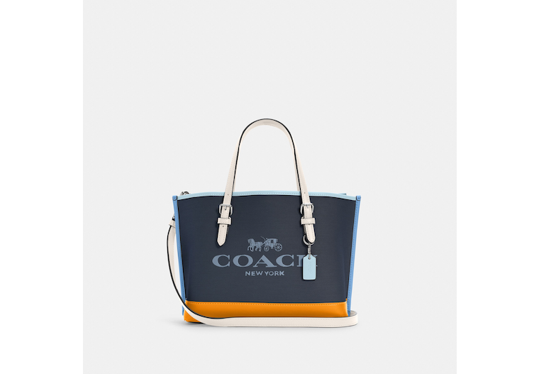Mollie Tote 25 In Colorblock image number 0
