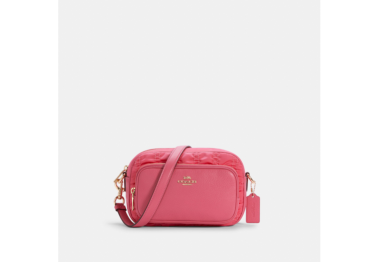 Court Crossbody With Ruching image number 0
