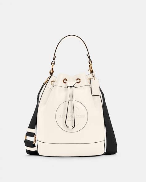 Dempsey Drawstring Bucket Bag