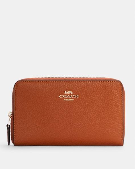 Medium Id Zip Wallet