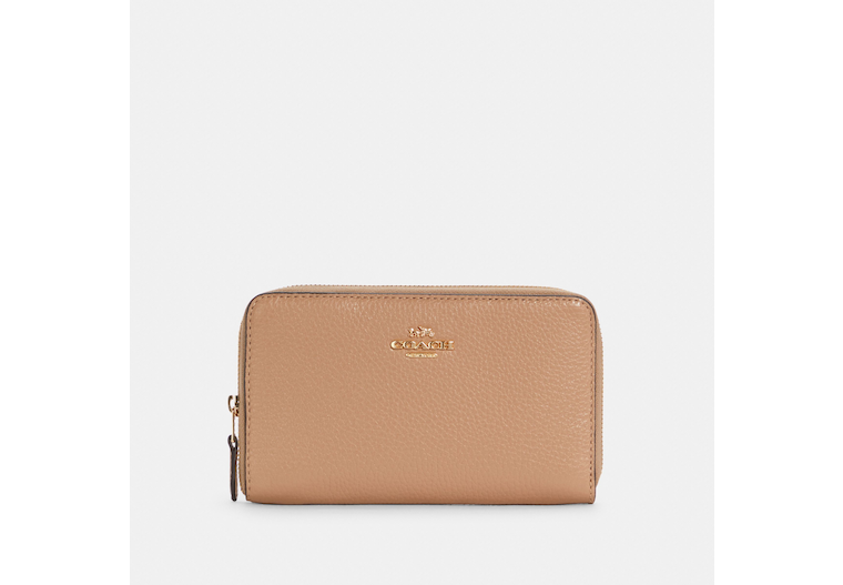 Medium Id Zip Wallet image number 0