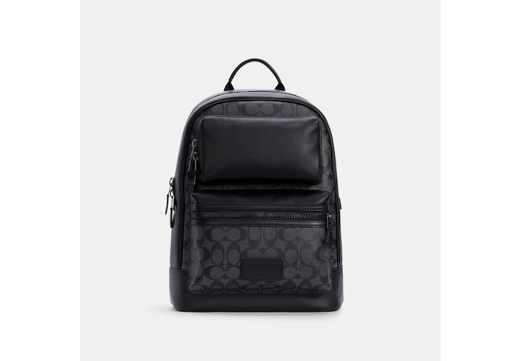 Rider Backpack In Signature Canvas image number 0