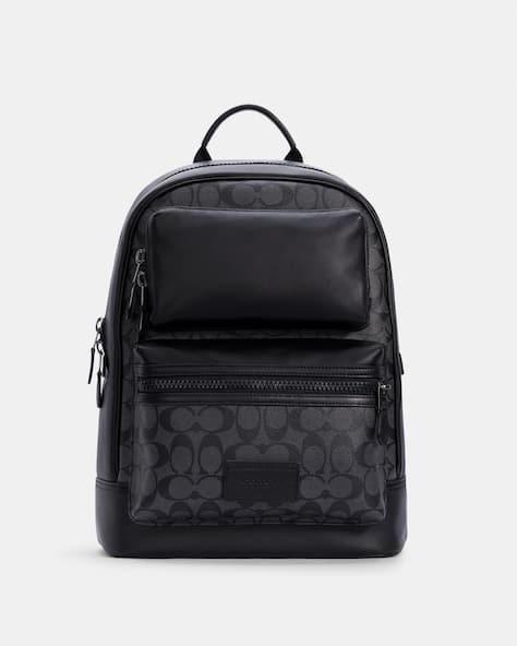 Rider Backpack In Signature Canvas