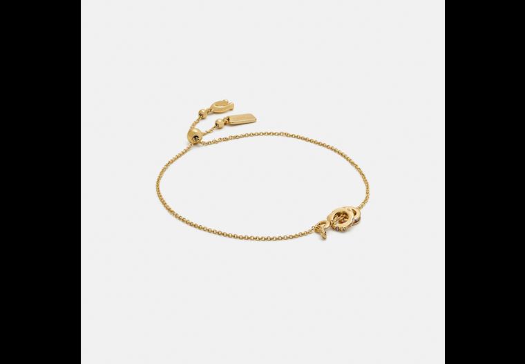 Crystal Slider Bracelet image number 0