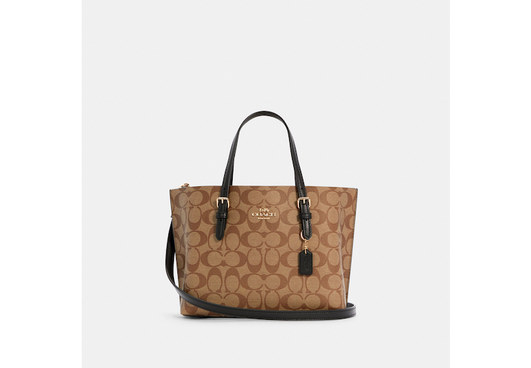 Mollie Tote 25 In Signature Canvas image number 0