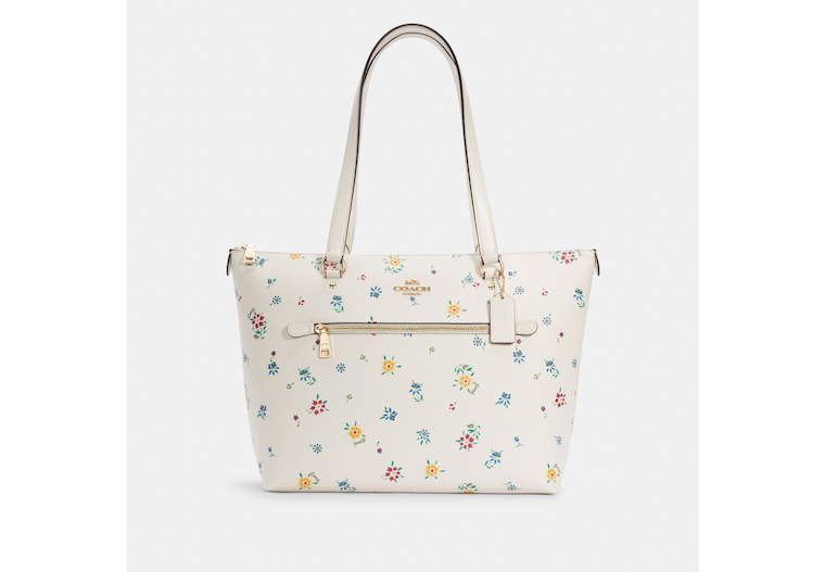 Gallery Tote With Wild Meadow Print image number 0