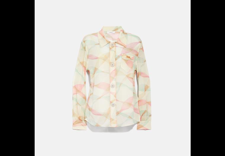 Printed Uptown Shirt image number 0