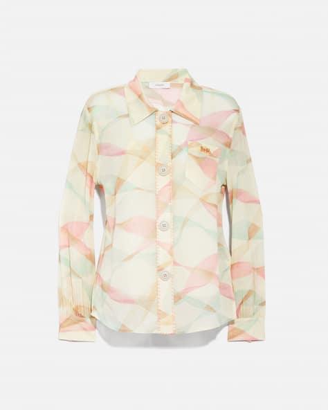 Printed Uptown Shirt