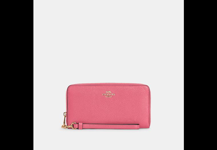 Long Zip Around Wallet image number 0