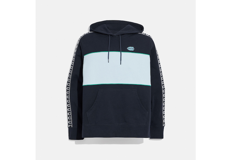 Athleisure Hoodie In Organic Cotton image number 0