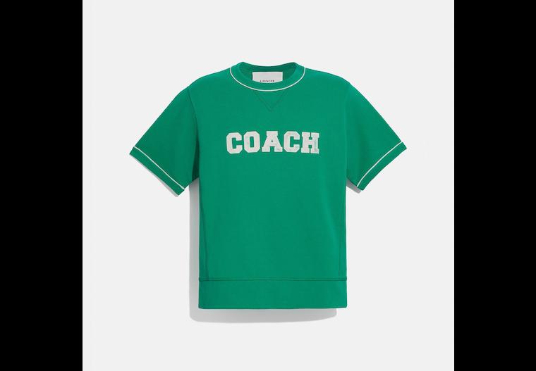 Athleisure Sweatshirt In Organic Cotton image number 0