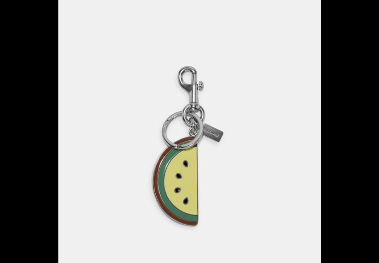 Melon Slice Bag Charm image number 0