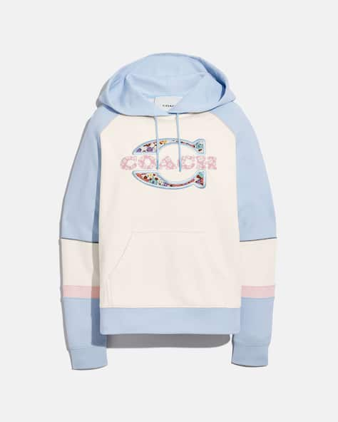 Athletic Hoodie In Organic Cotton