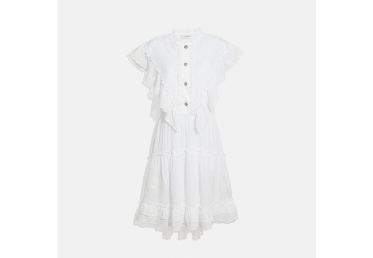 Broderie Anglaise Dress image number 0
