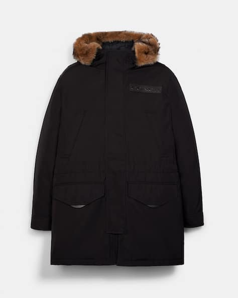 3 In 1 Parka With Shearling
