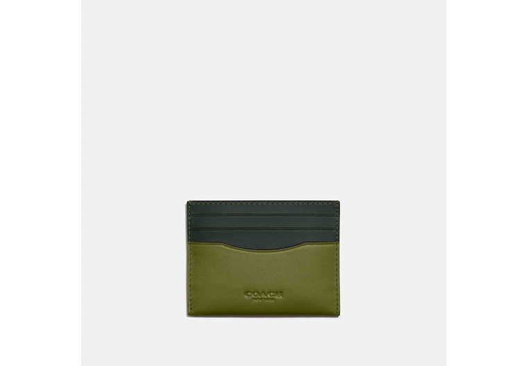 Card Case In Colorblock image number 0